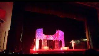 Бой Ромео и Париса | Фрагмент спектакля