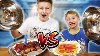 REAL FOOD vs. MARZIPAN 🤢 Täuschend echt - echt eklig 🤮 TipTapTube