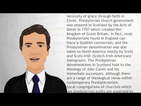 Presbyterianism - Wiki Videos
