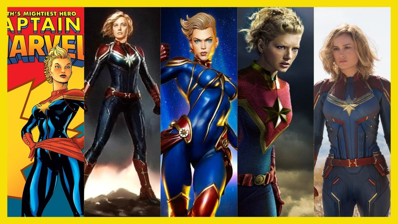The Evolution Of Captain Marvel Carol Danvers 2019 Captainmarvel Youtube That itself is a rarity when it comes. the evolution of captain marvel carol danvers 2019 captainmarvel