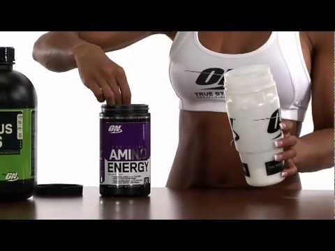 Optimum Nutrition Essential Amino Energy - EuropeSupplements