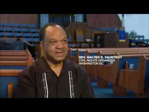 Fauntroy History