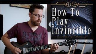 Download Tool Invincible Guitar Tutorial Mp3 and Videos