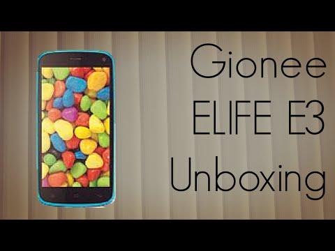Gionee ELIFE E3 Unboxing 4.7″ Amoled Screen Quad Core Smart Phone - PhoneRadar