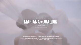 Mariana & Joaquin - Wedding Film Trailer // Cholula, Puebla.