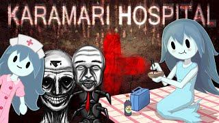 Karamari Hospital (ENDING/FULL PLAYTHROUGH) - Spooky's House of Jump Scares DLC, Manly Let's Play