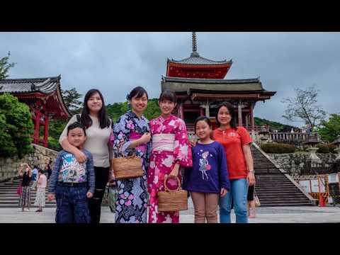 [OCKY TV] Kyoto - Osaka