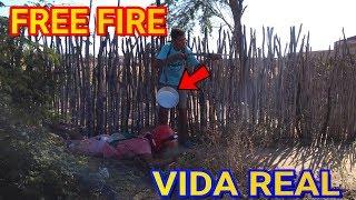 Baixar FREE FIRE VIDA REAL