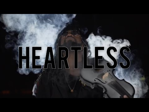 DSharp - Heartless (Violin Cover) | The Weeknd