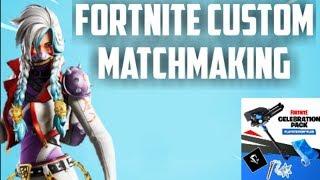 Fortnite Live Custom Matchmaking (EU), Summer Slurp Challenges, New Payback skin
