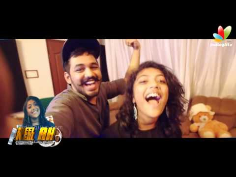 Kadhal Cricket Song - Singer Kharesma Ravichandran Interview | Thani Oruvan, Reelah Realah