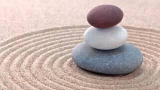 Japanese Zen Garden Relaxation Music with Theta Binaural Beats Relaxing Zen Spa Music