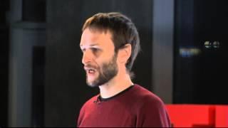New vision: Alexander Manotskov at TEDxSkolkovo