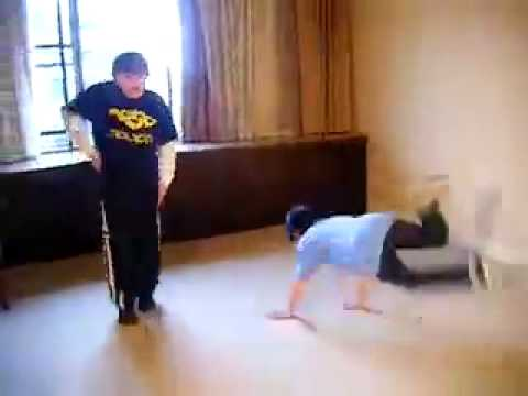 Diary of a Wimpy Kid Zach and Robert dancing