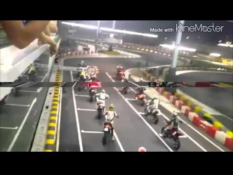Supermoto Trackday at Kranji KF1 Circuit