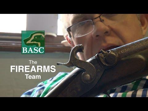 The BASC Firearms Team