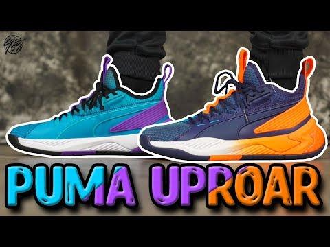 puma-uproar-basketball-shoe-first-impressions!