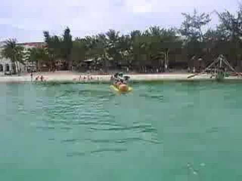 Banana Boat sa Bora ^^