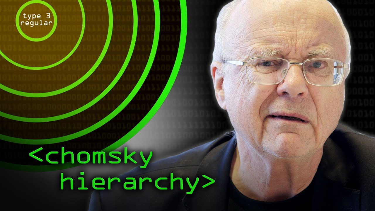 Chomsky Hierarchy - Computerphile
