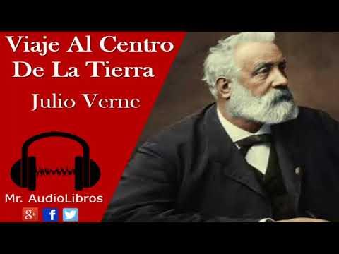 Viaje Al Centro De La Tierra - Julio Verne -  audiolibros en español completos