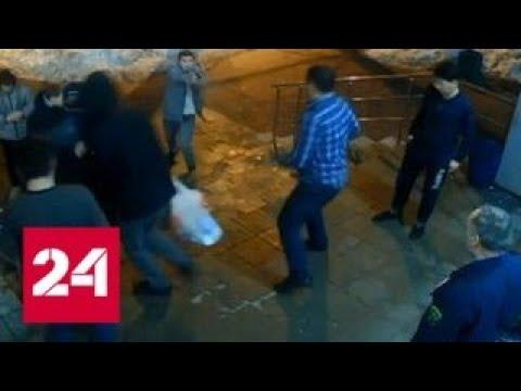 Оскорбленный покупатель открыл огонь по продавцам на востоке Москвы - Россия 24