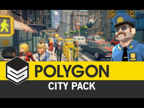 POLYGON City Pack - (Trailer)