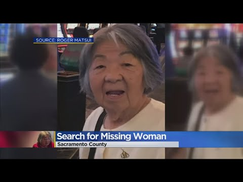 Search Continues For Missing Sacramento Woman Carole Matsui
