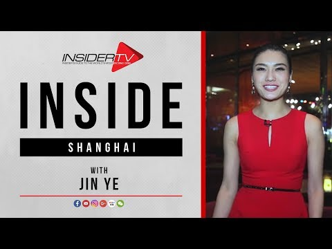 INSIDE Shanghai with Jin Ye | Travel Guide | October 2017