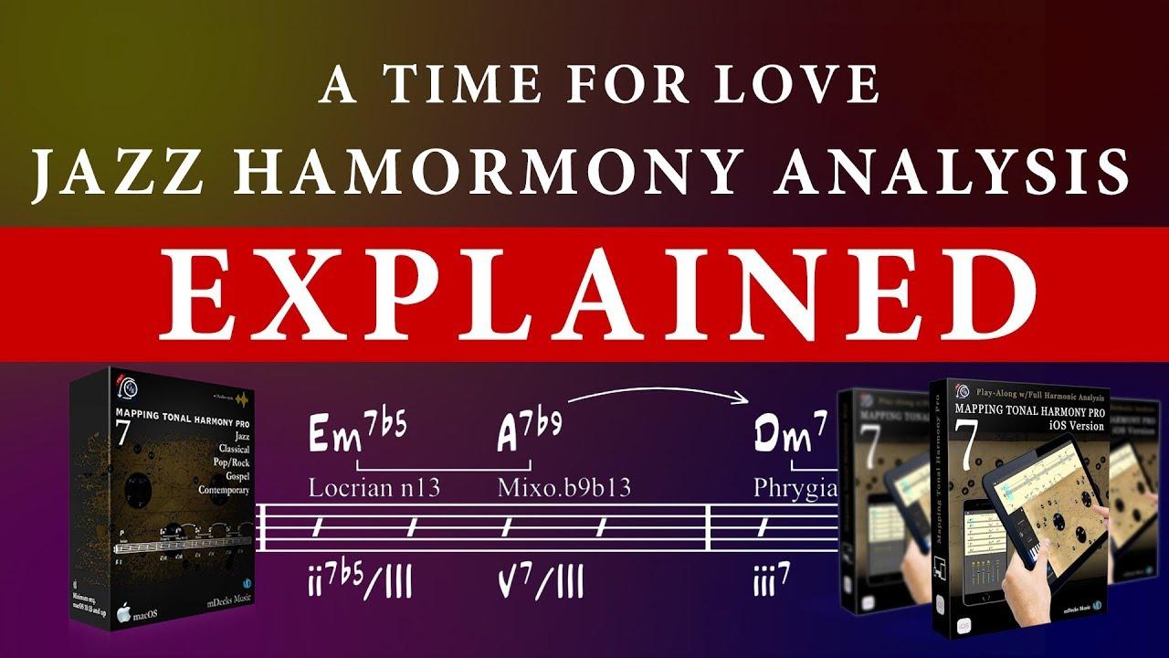 Mapping Tonal Harmony Pro  The best Play-along & Tonal