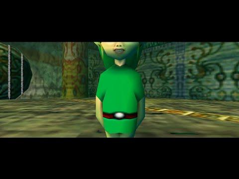 Majora's Mask - Elegy of Emptiness (Cutscene)