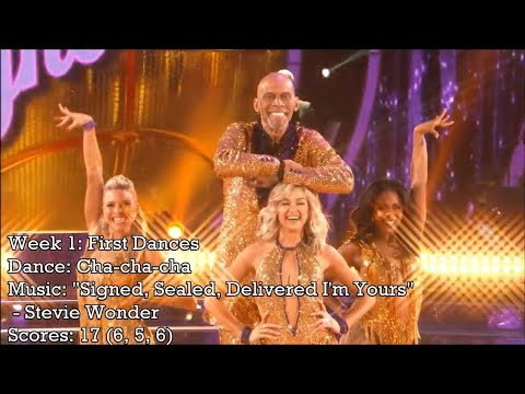 Kareem - All Dancing With The Stars Performances