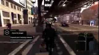 PS4 - Watch Dogs Gameplay