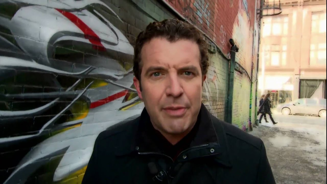 Watch Rick Mercer video