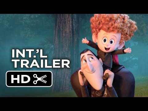 Hotel Transylvania 2 Official International Teaser Trailer #1 (2015) - Animated Sequel HD