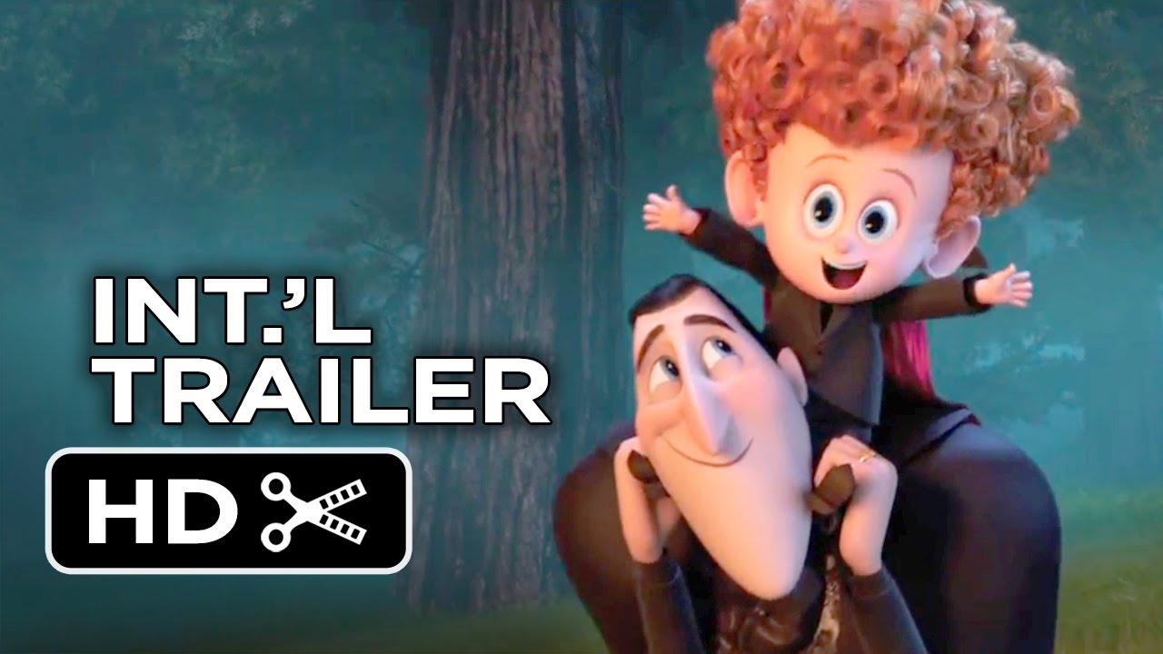 Hotel Transylvania 2 Official International Teaser Trailer 1 2015 Animated Sequel Hd Youtube