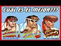 Cuál es el mejor Street Fighter II de Snes? #StreetFighterIIAniversario30