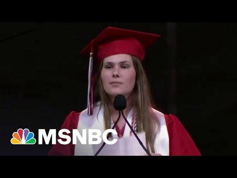 Valedictorian Goes Off Script To Blast Texas Abortion Law