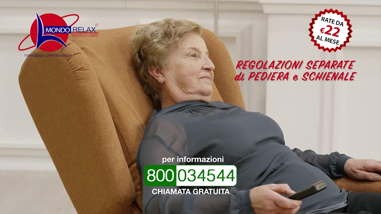 Mondo Relax Poltrone.Poltrone Relax Mondorelax