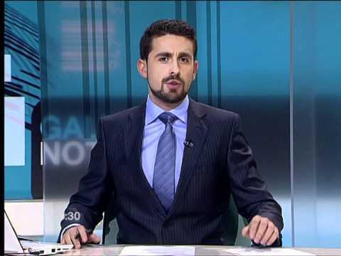 Informativo Local Santiago - TVG Santiago - 2011-03-11