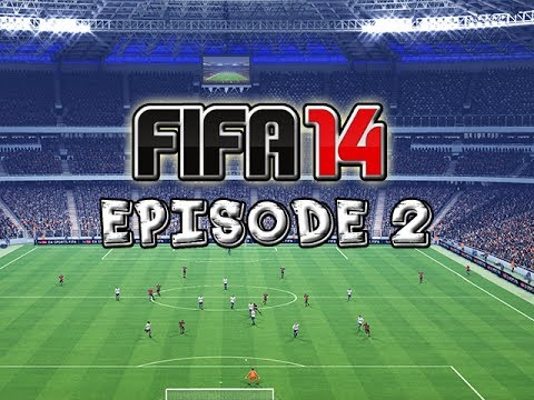 WINTER & THE ECONOMY - FIFA 14 - COACH - EPISODE 2 With Blitzwinger