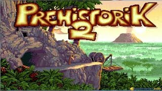 Prehistorik 2 gameplay (PC Game, 1993)