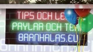 Barnkalas - tips på roliga kalas, lekar, spel, etc.