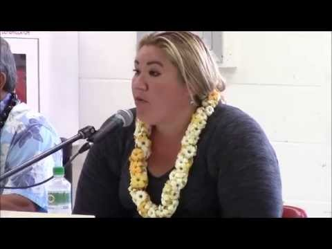 Hawaii County Democratic Party 2016 Puna Candidates Forum: Mayoral