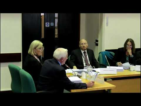 171023 Scrutiny Committee - Comments to Cllr  Price