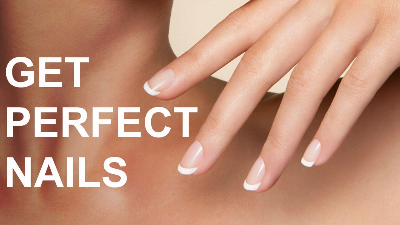 How to get nice fingernails