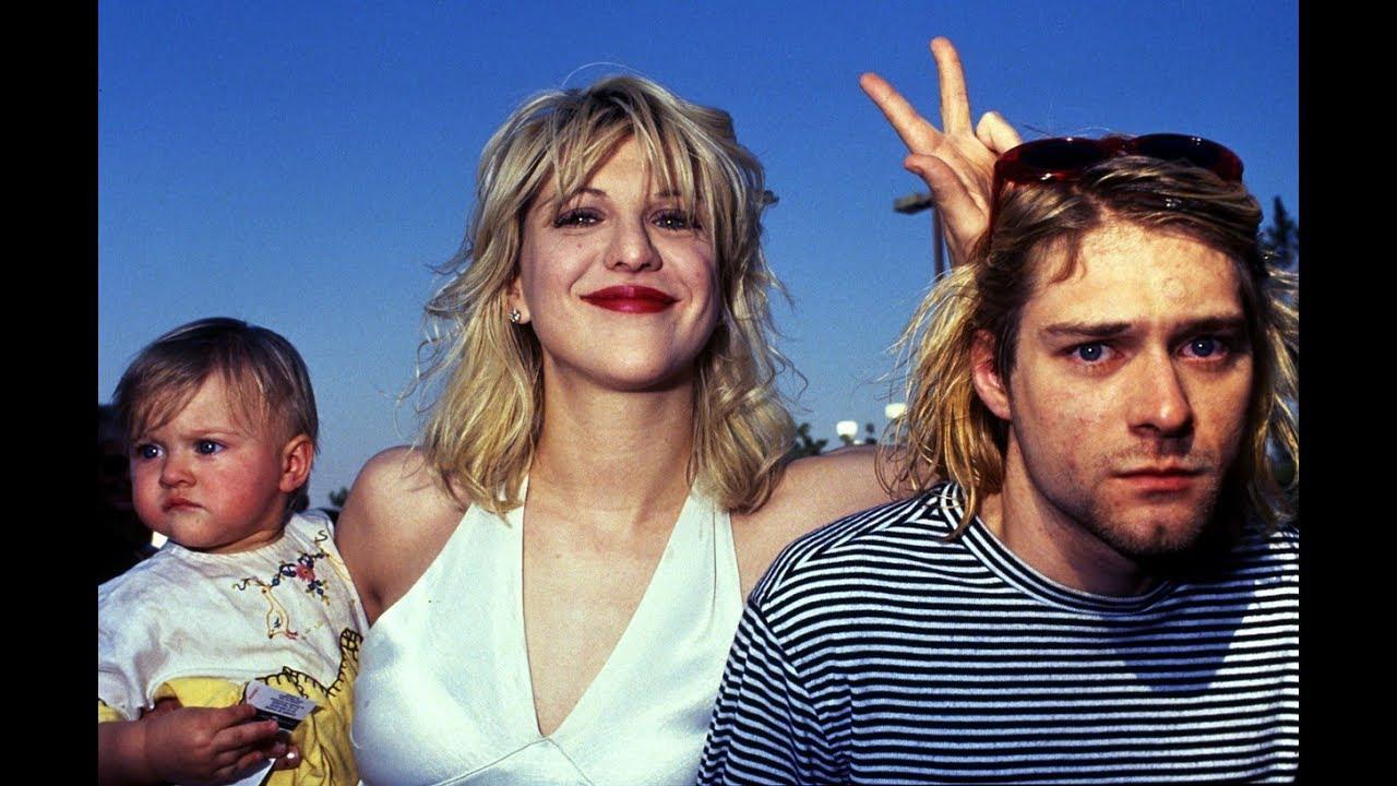Kurt Cobain Wife Courtney Love დდდ - YouTube