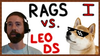 Rags vs. Leo DS (Part 1)