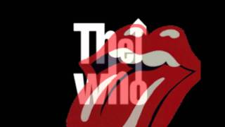 Rolling Stones and The Who - A quick one while he's away