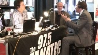 Dr. Steven L Davis and Bernie Parent on ESPN 97.5 Live with Host Mike Missanelli