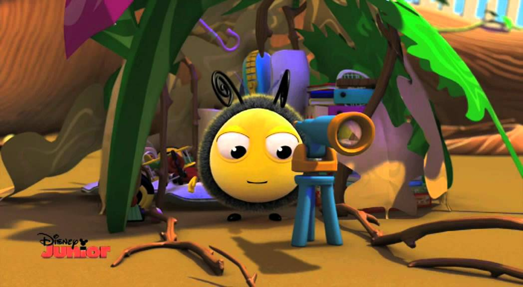 The Hive - BuzzBee's Den - YouTube